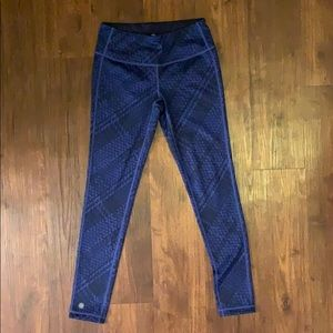 Athleta Doublesided Running Leggings